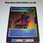 G.I.Joe Trading card Game 2004 50/114 No 50 SNAKE EYES (Hologram) @sold@
